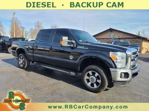 2015 Ford F-250 Super Duty for sale at R & B CAR CO - R&B CAR COMPANY in Columbia City IN