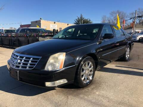 2009 Cadillac DTS for sale at Crestwood Auto Center in Richmond VA