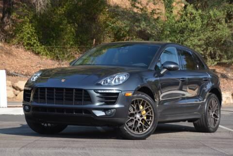 2018 Porsche Macan for sale at Milpas Motors in Santa Barbara CA