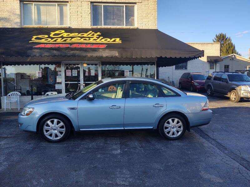 2008 Ford Taurus for sale at Credit Connection Auto Sales Inc. YORK in York PA