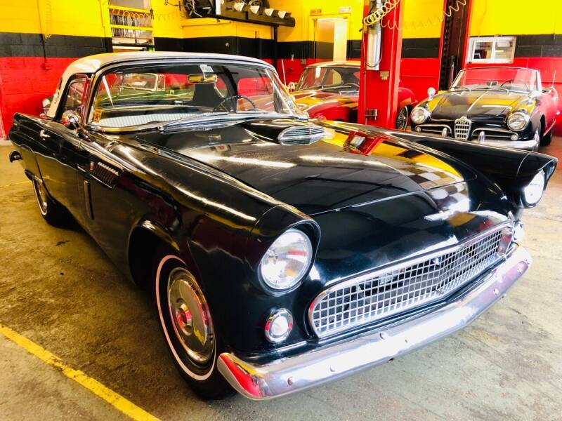 1956 Ford Thunderbird for sale at Milford Automall Sales and Service in Bellingham MA