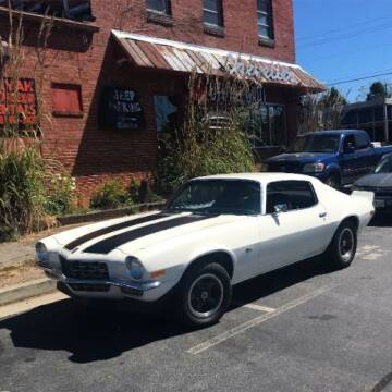 1973 Chevrolet Camaro for sale at Classic Car Deals in Cadillac MI