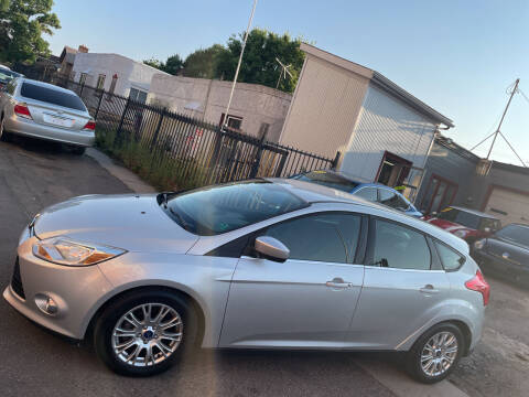 2012 Ford Focus for sale at Sanaa Auto Sales LLC in Denver CO
