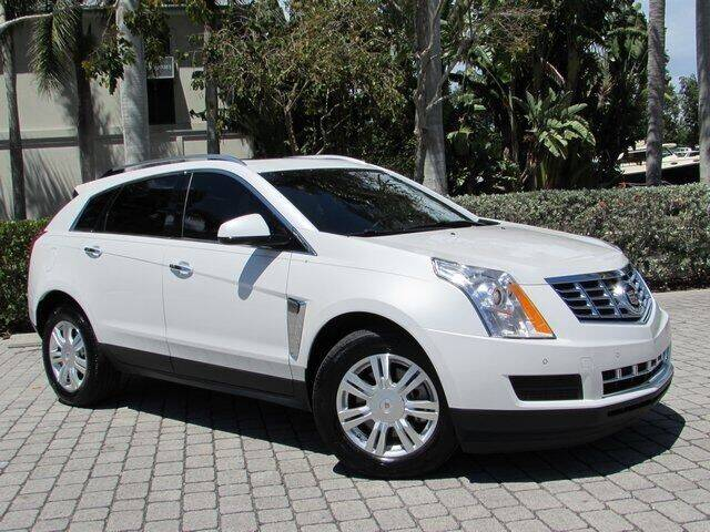 2014 Cadillac SRX for sale at Auto Quest USA INC in Fort Myers Beach FL