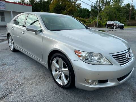 2011 Lexus LS 460 for sale at GOLD COAST IMPORT OUTLET in Saint Simons Island GA