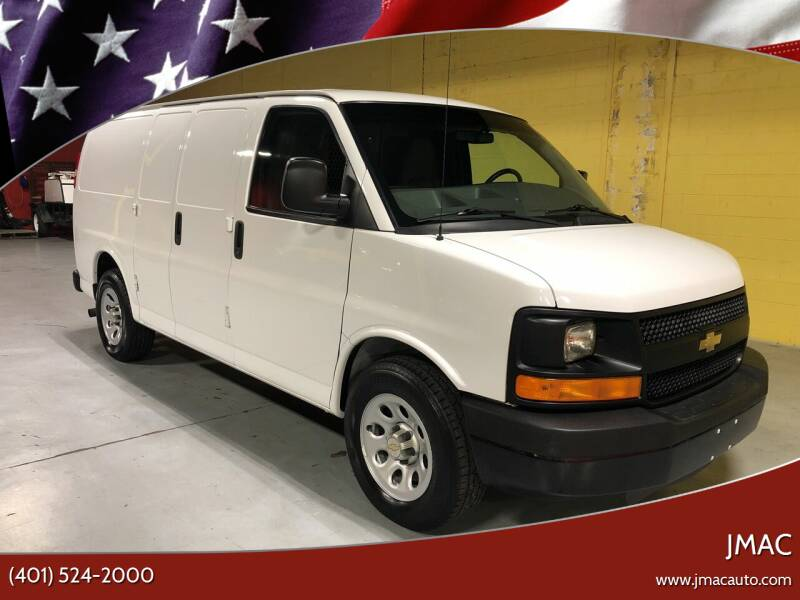 2011 Chevrolet Express Cargo for sale at JMAC in Attleboro MA