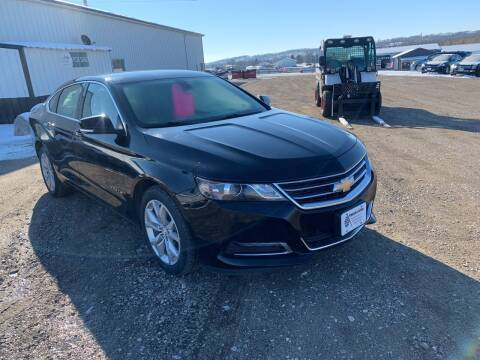 2018 Chevrolet Impala for sale at TRUCK & AUTO SALVAGE in Valley City ND