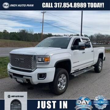 2015 GMC Sierra 3500HD for sale at INDY AUTO MAN in Indianapolis IN