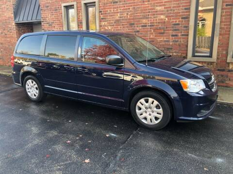 2016 Dodge Grand Caravan for sale at Riverview Auto Brokers in Des Plaines IL