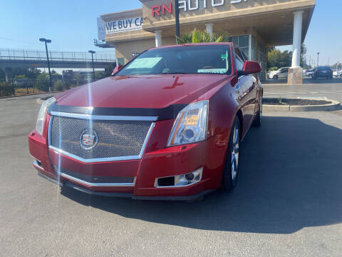 2009 Cadillac CTS for sale at RN Auto Sales Inc in Sacramento CA