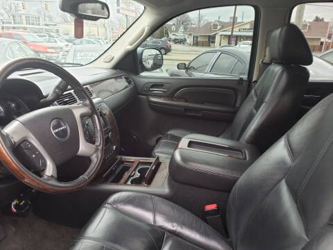 2008 GMC Yukon for sale at Empire Auto Group in Indianapolis IN