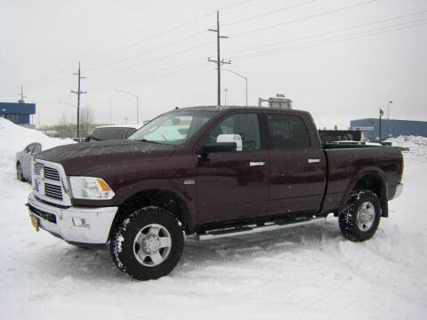 2012 RAM Ram Pickup 2500 for sale at NORTHWEST AUTO SALES LLC in Anchorage AK
