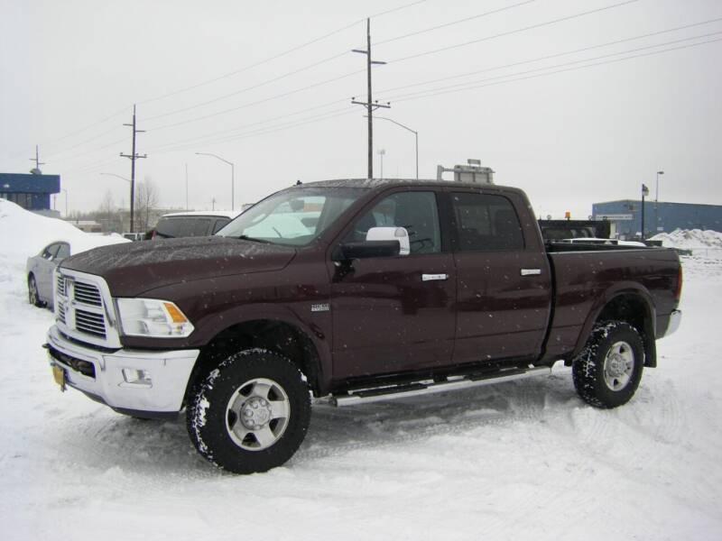 2012 RAM Ram Pickup 2500 for sale at NORTHWEST AUTO SALES LLC in Anchorage AK