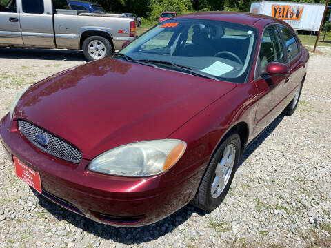 2004 Ford Taurus for sale at Southtown Auto Sales in Whiteville NC