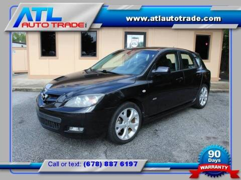 2008 Mazda MAZDA3 for sale at ATL Auto Trade, Inc. in Stone Mountain GA