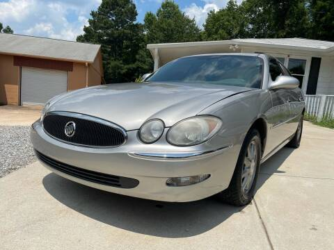 2007 Buick LaCrosse for sale at Efficiency Auto Buyers in Milton GA