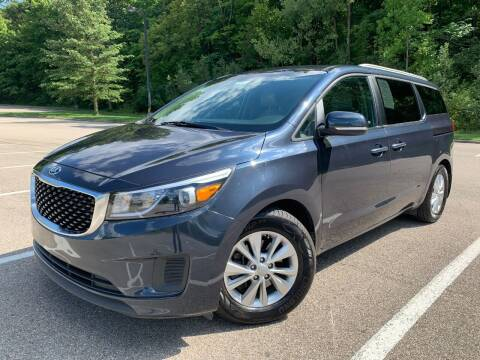 2017 Kia Sedona for sale at Lifetime Automotive LLC in Middletown OH