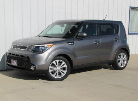 2016 Kia Soul for sale at Lyman Auto in Griswold IA