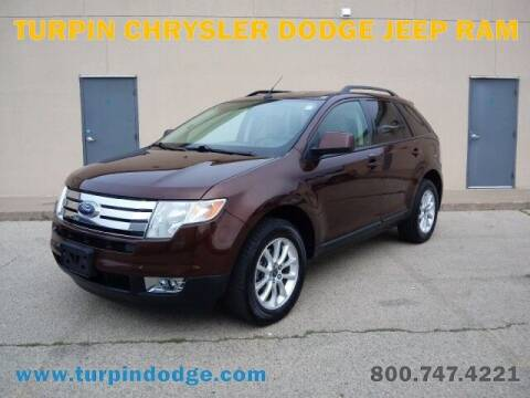 2009 Ford Edge for sale at Turpin Dodge Chrysler Jeep Ram in Dubuque IA