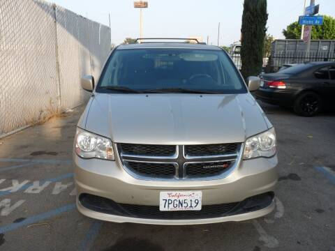 2014 Dodge Grand Caravan for sale at Oceansky Auto in Los Angeles CA