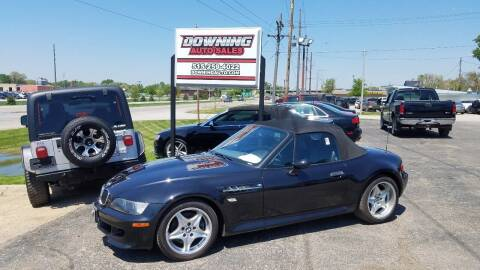 2000 BMW Z3 for sale at Downing Auto Sales in Des Moines IA