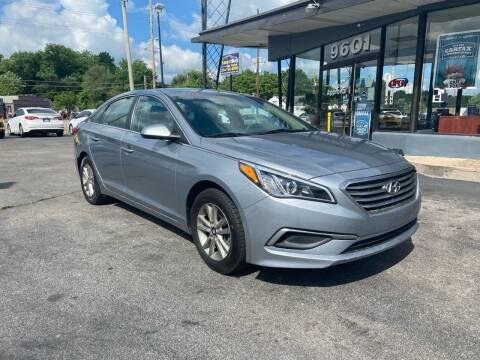2017 Hyundai Sonata for sale at Smart Buy Car Sales in Saint Louis MO