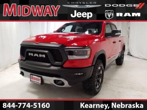 2021 RAM Ram Pickup 1500 for sale at MIDWAY CHRYSLER DODGE JEEP RAM in Kearney NE