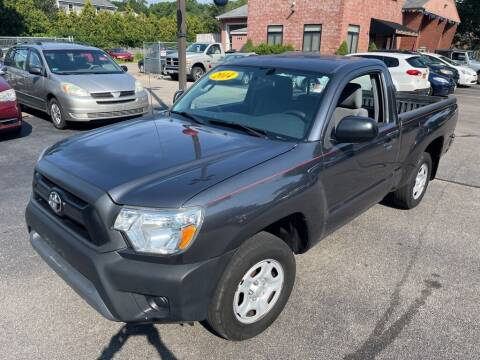 2014 Toyota Tacoma for sale at KINGSTON AUTO SALES in Wakefield RI