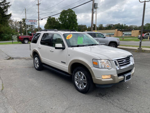 2008 Ford Explorer for sale at JERRY SIMON AUTO SALES in Cambridge NY