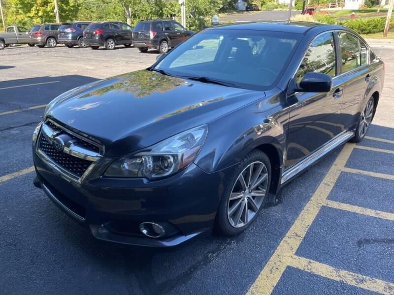 2013 Subaru Legacy for sale at Premier Automart in Milford MA