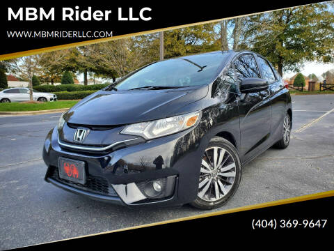 2015 Honda Fit for sale at MBM Rider LLC in Alpharetta GA