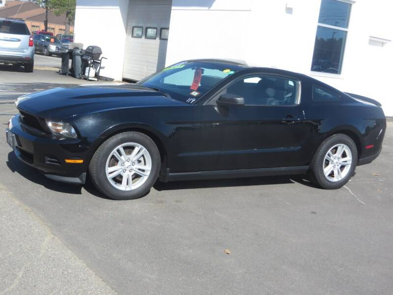 2012 Ford Mustang for sale at Price Auto Sales 2 in Concord NH
