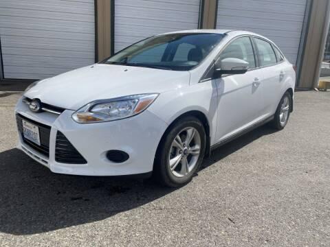 2013 Ford Focus for sale at Global Elite Motors LLC in Wenatchee WA