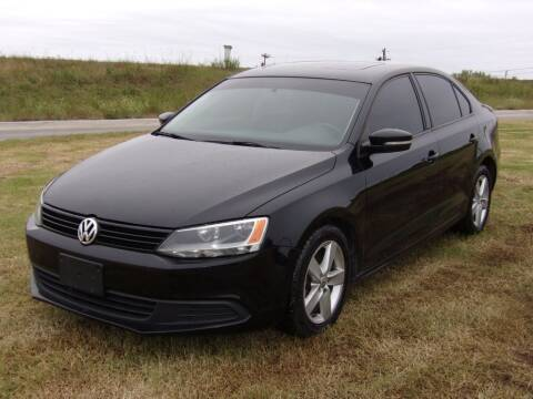 2011 Volkswagen Jetta for sale at Brannan Auto Sales in Gainesville TX