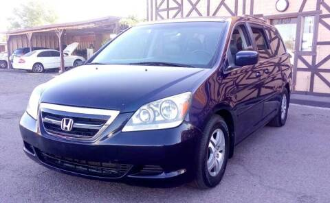 2007 Honda Odyssey for sale at Used Car Showcase in Phoenix AZ