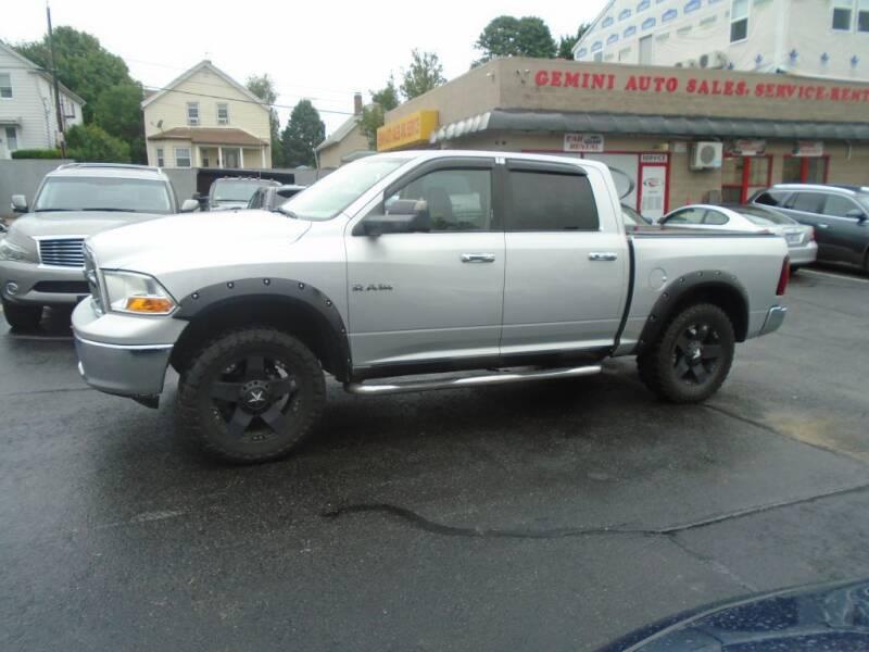 2009 Dodge Ram Pickup 1500 for sale at Gemini Auto Sales in Providence RI