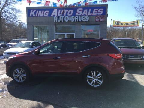2013 Hyundai Santa Fe Sport for sale at King Auto Sales INC in Medford NY