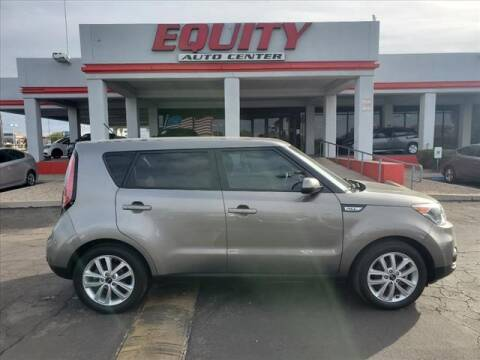 2018 Kia Soul for sale at EQUITY AUTO CENTER in Phoenix AZ