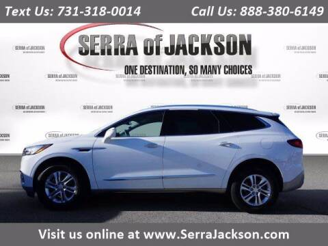 2020 Buick Enclave for sale at Serra Of Jackson in Jackson TN