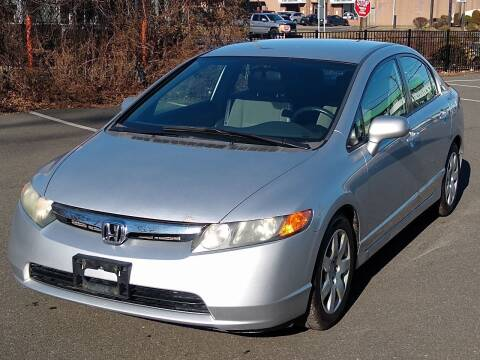 2008 Honda Civic for sale at MAGIC AUTO SALES in Little Ferry NJ