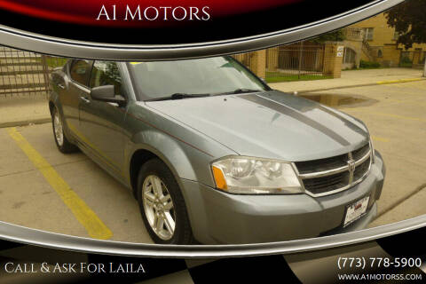 2010 Dodge Avenger for sale at A1 Motors Inc in Chicago IL