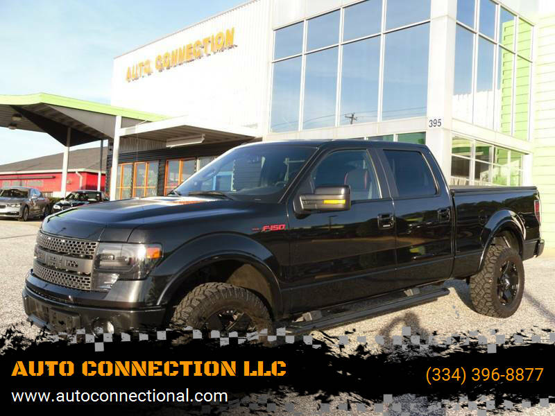 2014 Ford F-150 for sale at AUTO CONNECTION LLC in Montgomery AL