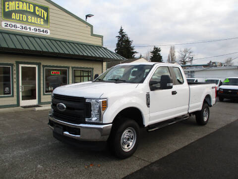 2019 Ford F-350 Super Duty for sale at Emerald City Auto Inc in Seattle WA