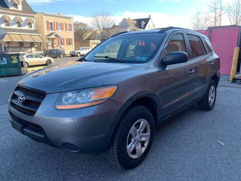 2009 Hyundai Santa Fe for sale at Amicars in Easton PA