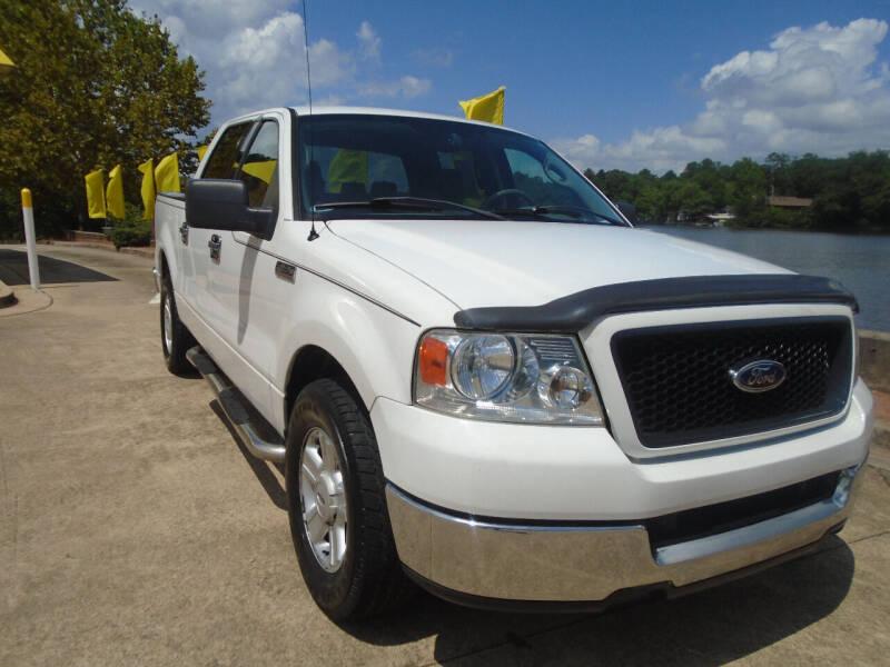 2004 Ford F-150 for sale at Lake Carroll Auto Sales in Carrollton GA