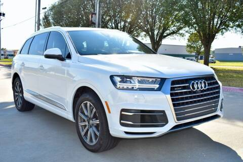 2017 Audi Q7 for sale at A Motors in Tulsa OK