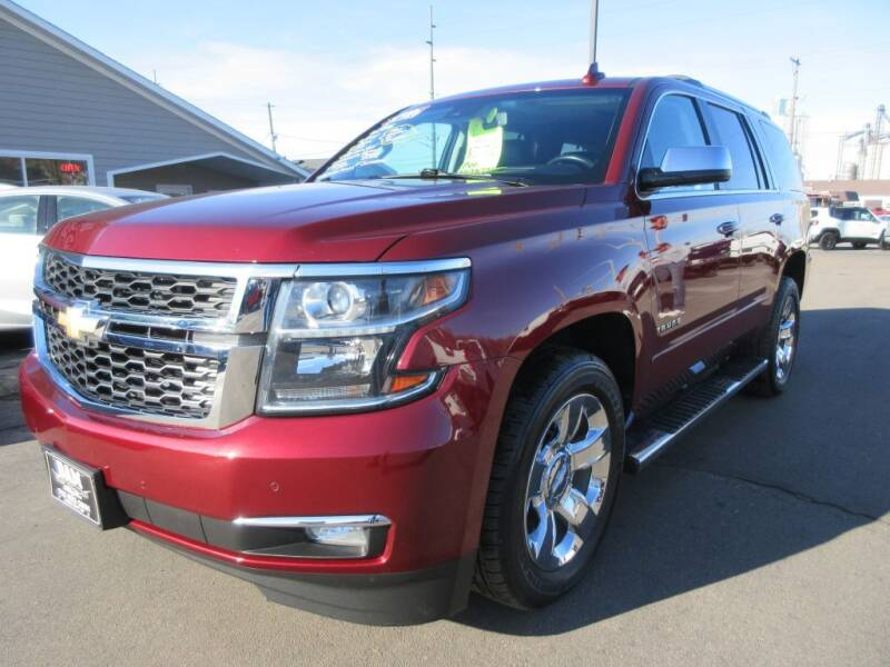 2016 Chevrolet Tahoe for sale at Dam Auto Sales in Sioux City IA