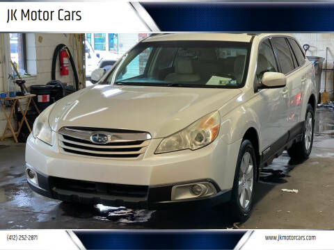 2011 Subaru Outback for sale at JK Motor Cars in Pittsburgh PA