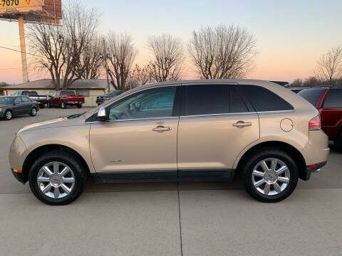 2007 Lincoln MKX for sale at Revolution Motors LLC in Wentzville MO