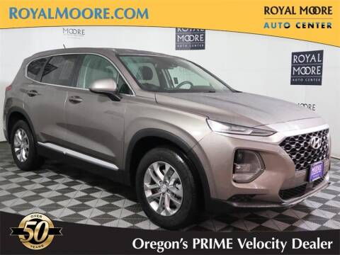 2019 Hyundai Santa Fe for sale at Royal Moore Custom Finance in Hillsboro OR